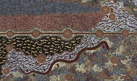 Le marché de l'art aborigène a le vent en poupe - NEWS OF THE ART WORLD by ArtViatic | Aborigènes | Scoop.it