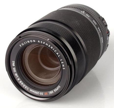 Fujifilm Fujinon XF 55-200mm f/3.5-4.8 R LM OIS Lens Review | fujifilm xf 55-200 | Scoop.it