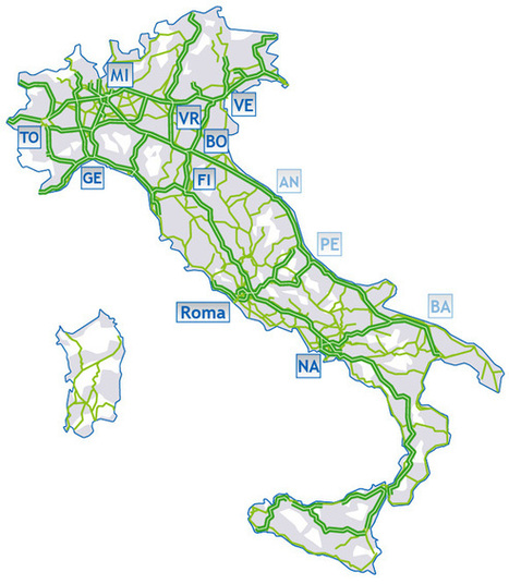 Traffico Real Time | Infoblu | SAMPLE SMARTCITY | Scoop.it