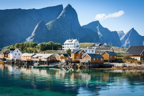 Les îles Lofoten, paradis polaire, Norvège | The Blog's Revue by OlivierSC | Scoop.it