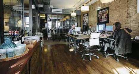 WeWork bouleverse le monde des bureaux, Actu - Les Echos Business | Développement économique local | Scoop.it