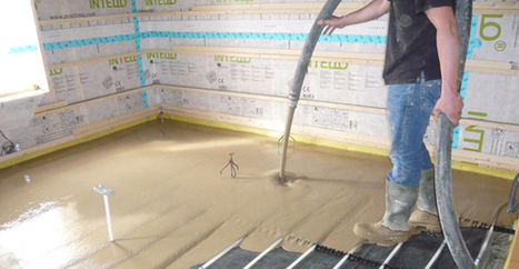 Ultraflo Liquid Floor Screed Available At www.rtu.co.uk | RTU Limited Updates | Scoop.it
