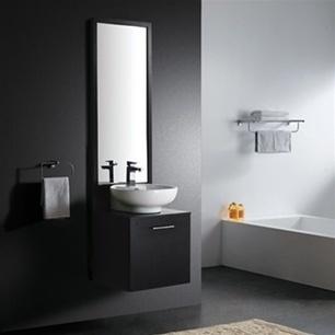 Vigo 18in Single Vanity and Mirror   Home Decoration   Scoop.it