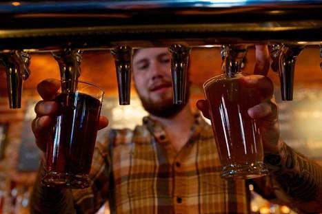 Craft Brewers Feel Growing Pains Of Industry Boom   BEER!   Scoop.it