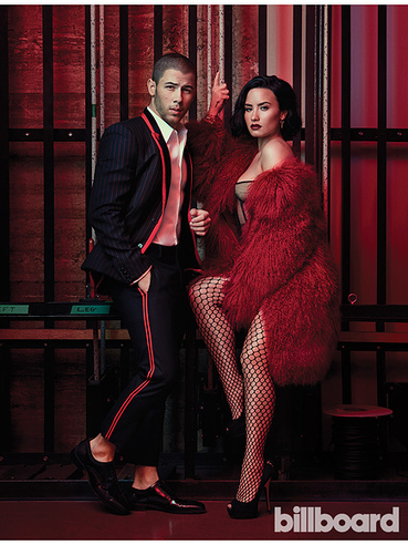 Demi Lovato on Rekindling Friendship with Nick Jonas: 'I Had to Have Some Time Sober Before I Wasn't Embarrassed' | ☊ ☊ Harmony60 Music ☊ ☊ | Scoop.it