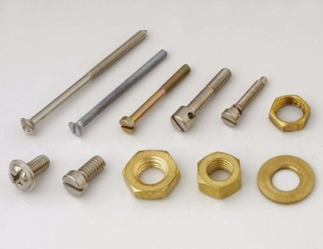 Global exporter of brass fittings components | Business | Scoop.it
