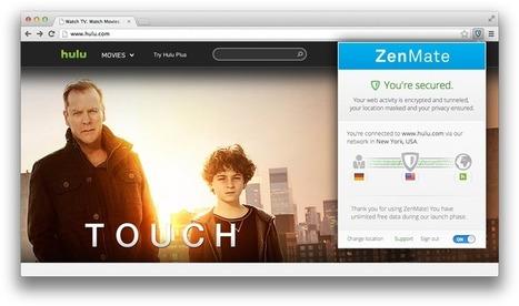 ZenMate: Plugin Chrome pour surfer en toute sécurité.   JOIN SCOOP.IT AND FOLLOW ME ON SCOOP.IT   Scoop.it