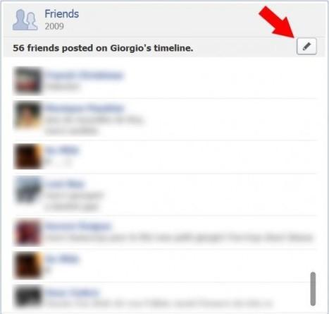 D'anciens messages Facebook apparaissent publiquement sur les profils | DragiBuzz | Scoop.it