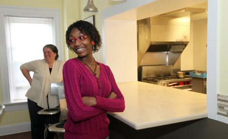 Shelter gets overdue makeover - Columbus Dispatch | Homeless Shelter Makeovers | Scoop.it