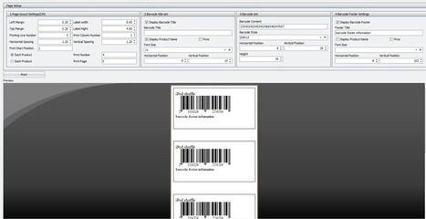 prestashop barcode module | PrestaShop Development | Scoop.it