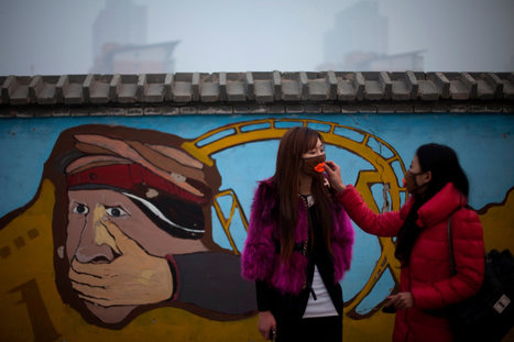 Beijing Air Pollution Off the Charts   Southmoore AP Human Geography   Scoop.it
