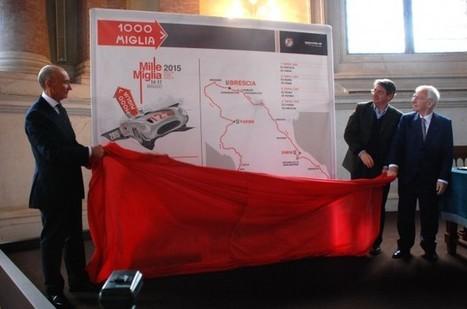 Mille Miglia 2015, le novità ed il percorso della prossima edizione | OLD CAR & funs | Scoop.it