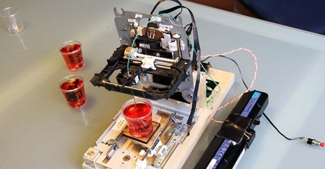 3D Printer Injects Sculptures Into Jell-O Shots | 3D and 4D PRINTING | Scoop.it