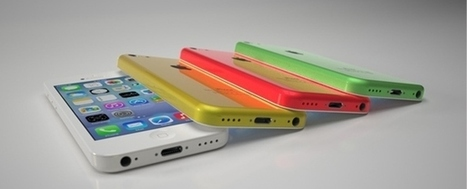 Apple To Launch 2 Variants, iPhone 5S and a Budget iPhone   Apples big events!   Scoop.it