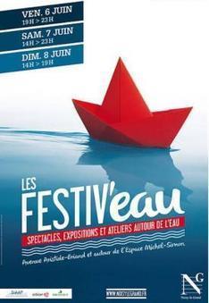 Les Festiv'eau 2014 à Noisy-le-Grand | Tout savoir sur l'eau | Scoop.it
