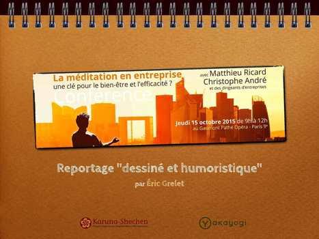 La méditation en entreprise - dessins humoristiques | Mindfulness, Sagesse & Bonheur | Scoop.it