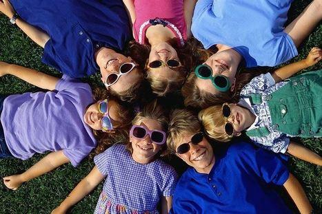 Los ópticos avisan de que casi el 25% de los padres no protege los ojos de sus hijos del sol | Salud Visual 2.0 | Scoop.it