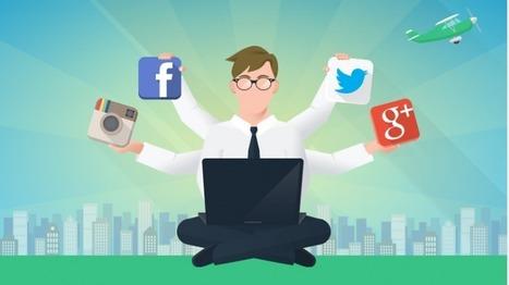 6 outils indispensables pour être plus productif sur les réseaux sociaux | Clic France | Scoop.it