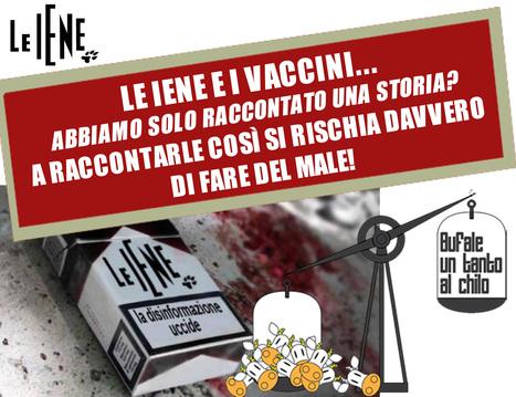 Le iene il morbillo e la disinformazione medica! | The Matteo Rossini Post | Scoop.it