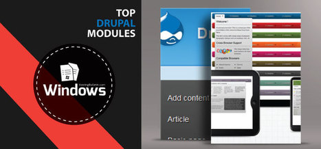 10 Must Have Drupal Modules for Your E-Commerce | Affordable Windows ASP.NET Hosting Based on USA | Scoop.it
