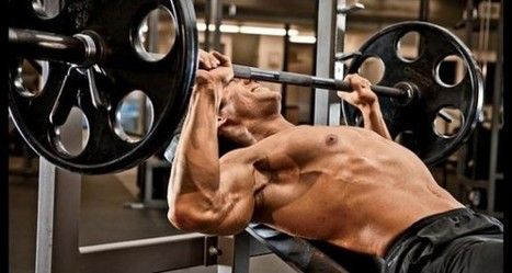 Best Chest Building Exercises - YEG Fitness | Weight Loss and Health | Scoop.it