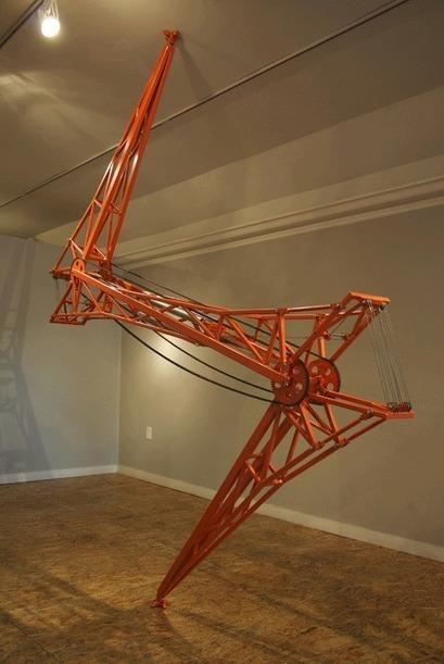 Dan Grayber: Interfloor Mechanism #1   Art Installations, Sculpture, Contemporary Art   Scoop.it