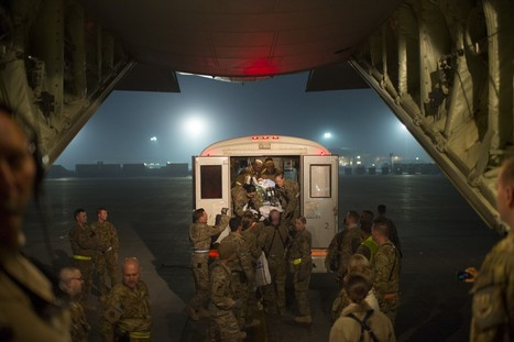 For U.S. war wounded, still a long road to recovery | military ethics | Scoop.it