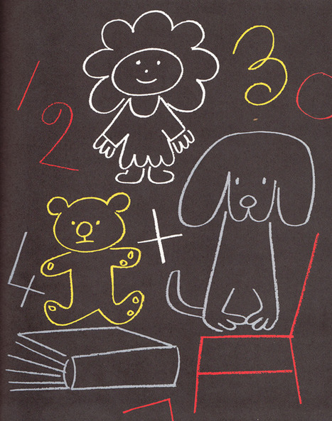 5 (Mostly) Vintage Children's Books by Iconic Graphic Designers   D_sign   Scoop.it