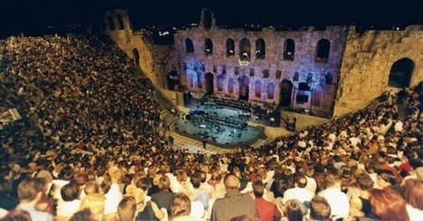 Live at at Herodes Atticus Odeon: Vladimir and Dimitri Ashkenazy to Perform on Aug. 1 | LVDVS CHIRONIS 3.0 | Scoop.it