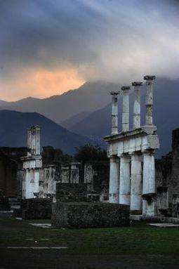 La imparable ruina de Pompeya | Ganimedes | Scoop.it