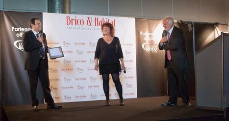 Nityam, une nouvelle marque sur le marché de l'éclairage, a brillé lors de son premier salon Brico & Habitat en remportant le 2ème prix de l'«Innovation Eco-Développement» .   Beauty Push, bureau de presse   Scoop.it