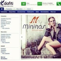Dafiti: el paraíso de los zapatos online | Datos Con Estilo | Zapatos Online | Scoop.it