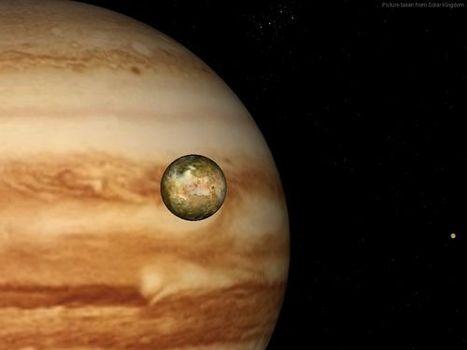 NASA's Europa Update --A Potential Ocean Habitat of Life | Space matters | Scoop.it