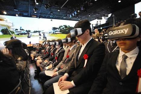 Online High School in Japan Enters Virtual Reality | cool stuff from research | Scoop.it