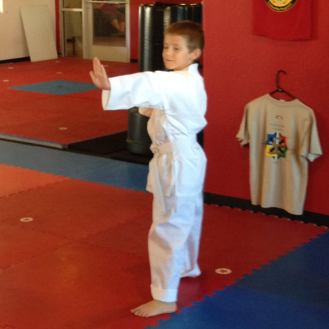 Benefits of Karate for Kids | Karate : A mix of tradition and modernity | Scoop.it
