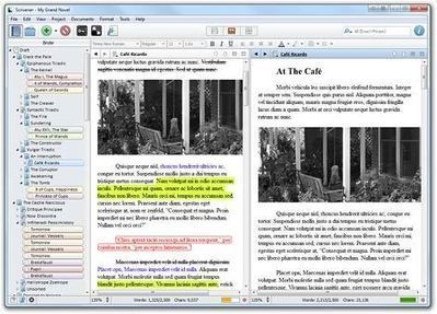 Using Scrivener and Evernote to Write Your Book - LiveHacked   Evernote, gestion de l'information numérique   Scoop.it