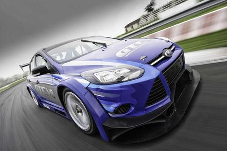 500-Horsepower V-8s To Compete In Global Touring Car Series - Motor Authority | Cars Around The World | Scoop.it