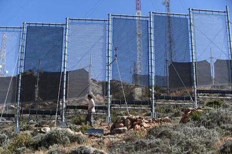 Au Maroc, on «moissonne» le brouillard pour fournir de l'eau aux villageois | LES PROMESSES DE L'AUBE | Scoop.it