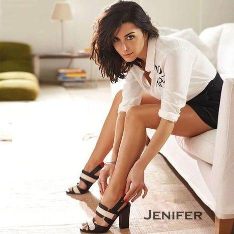 Photos : Jenifer toujours aussi sexy pour La Halle ! | Radio Planète-Eléa | Scoop.it
