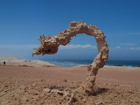 Fulgurites | Masada Geography | Scoop.it