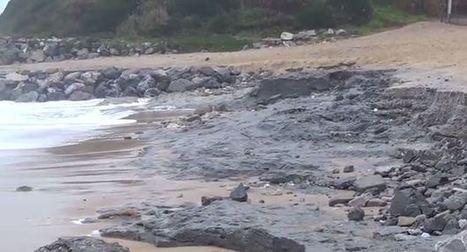 Le sable disparaît aussi à Biarritz..   Bientôt Ikea vers notre chez nous de France   Scoop.it