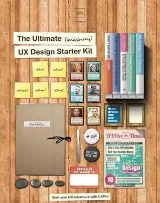 The Ultimate UX Design Starter Kit | Free Photoshop Tutorials | Scoop.it