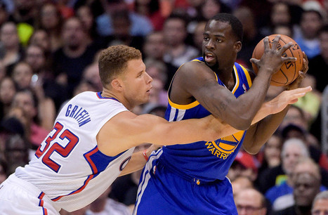 L.A. Clippers beat Warriors, go up 3-2 in NBA playoffs | News Pop | Scoop.it