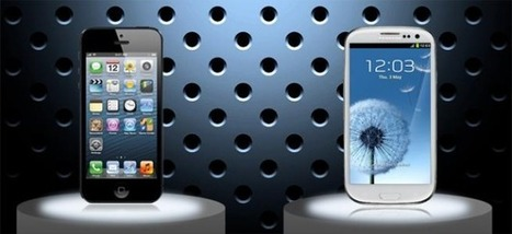 UK retailers more likely to recommend Galaxy S3 than iPhone 5 ... | Handsets and Devices | Scoop.it