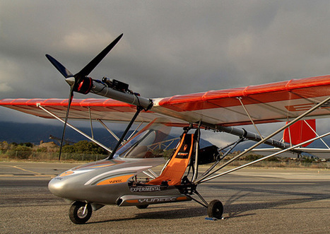 Electric aircraft poised to reach market - AOPA Pilot   Light Sport Aircraft   Scoop.it