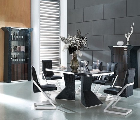 Modern Dinning Room Sets | MeublesBH | Scoop.it