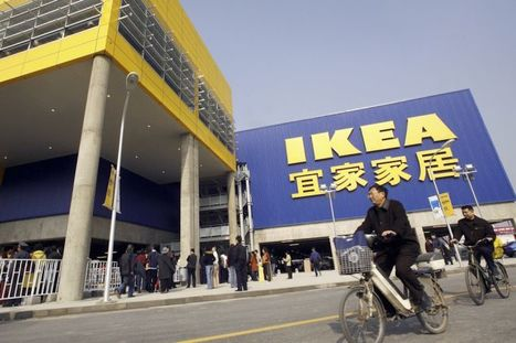 Ikea in China - The Classic Long-term Success Story Built on Localisation | Business | tutor2u | AQA A2 BUSS4 Globalisation, UK Manufacturing & EU | Scoop.it