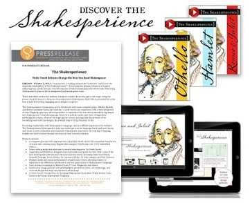 Discover the Shakesperience | Sourcebooks.com | TEFL & Ed Tech | Scoop.it