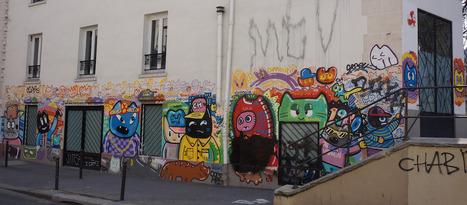 Jérôme Deiss, Paris Chat Noir | Photographies street-art | Scoop.it