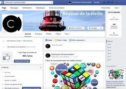 Promouvoir son entreprise : Site internet ou page Facebook ? | Médias sociaux et entreprises | Scoop.it